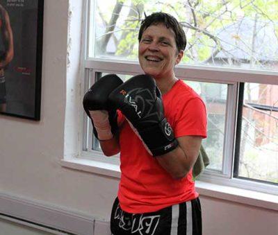 cardio kickboxing toronto