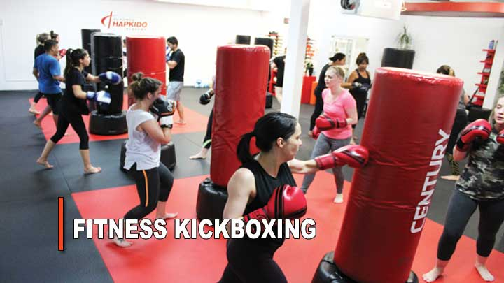 kickboxing downtown toronto