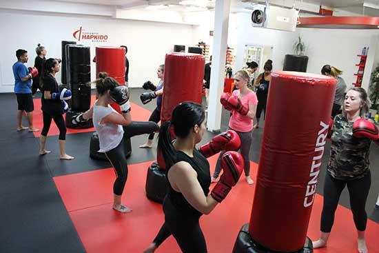 north york kickboxing