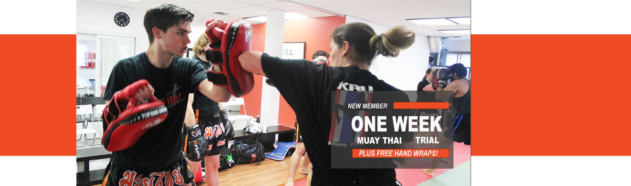 muay thai bayview