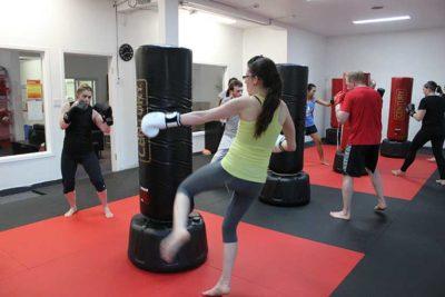 kickboxing toronto class